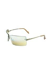 Óculos Solar Prorider retro Prata com Lente marrom - DL-06200