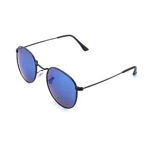 Óculos de Sol Prorider Preto com Lente Fumê - 3447