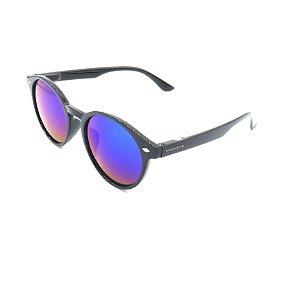 Óculos Solar Prorider Preto Com Lente Espelhada Azul - ARROBA423