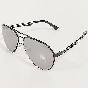 Óculos de Sol OTTO  Aviador em Metal Monel® Grafite
