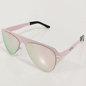 Óculos de Sol Otto Aviador Rosa