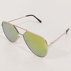 Óculos de Sol OTTO Dourado