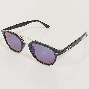 Óculos de Sol OTTO Retangular Preto