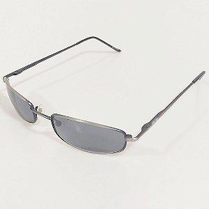 Óculos de Sol OTTO Quadrado Prata
