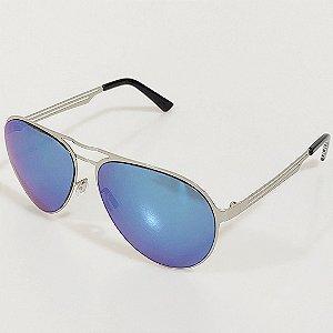 Óculos de Sol Otto Aviador Prata