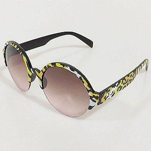 Óculos de Sol Otto Redondo Animal Print
