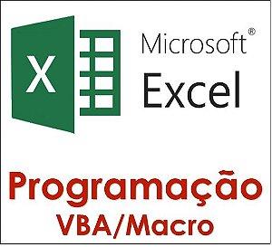 Excel Programação (VBA/Macro) - Aprenda a fazer um sistema de supermercado