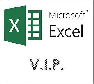 Excel VIP - Criando um Controle de Fluxo de Caixa