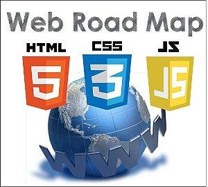 Web Road Map: HTML5 + CSS + Javascript - Criando uma Timeline