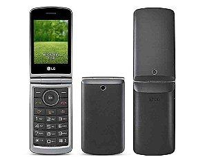 Celular LG G360 Dual Sim Tela 3.0' Câmera, Rádio FM