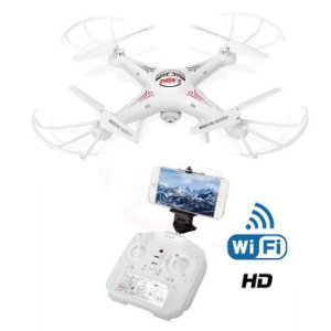 Drone Quadricóptero Galaxy G20 2.4GHz Wifi 6 Canais com Camera HD 360º
