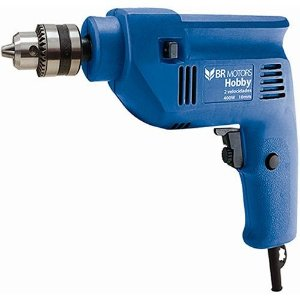 Furadeira De Impacto 400w 10mm 3/8 Brd500-i 220v Br Motors
