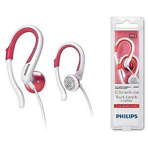 Fone de Ouvido Philips SHS4847 Colors Gancho