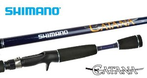 Vara Shimano Catana Baitcast Light CGK