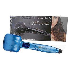 Modelador de Cachos Fineness Curl Cacheador Profissional com LED