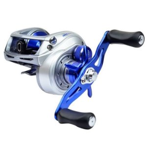Carretilha Marine Sports Nova Contender Ocean Big Game GTO 7.1:1