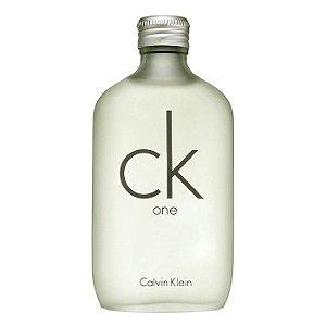 Perfume Ck One Calvin Klein Unissex Eau de Toilette 100ml
