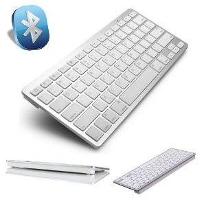 Mini Teclado Bluetooth p/ Tablet Mac Ipad