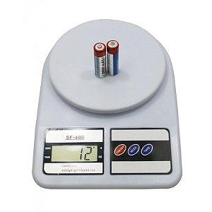 Balança Digital Precisão Eletrônica 1 Grama A 10kg, Sf-400