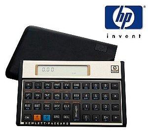 Calculadora Financeira Hp12c Hp 12c Gold Português