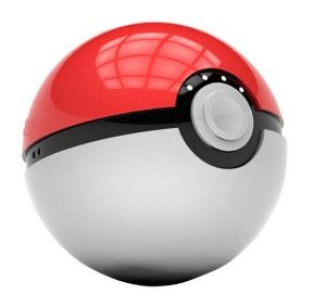 Carregador Portátil Power Bank Pokebola GO Plus