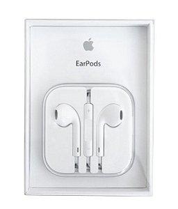 Fone Ouvido Earpods Original Apple Iphone 6 Iphone 5s 4