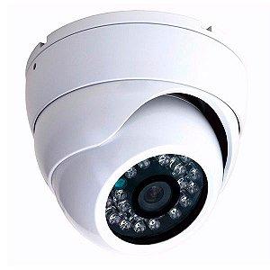 Câmera Segurança AHD 1.0 3.6mm HD Mega Resolução 1280x720p