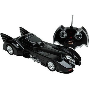 Carro de Controle Remoto Batman Batmovel Batman Returns - Candide