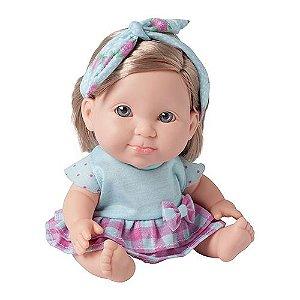Boneca Bebê Betsy Doll Um Dia no Pediatra - Candide