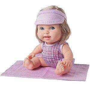 Boneca Bebê Betsy Doll - Um Dia na Praia - Candide