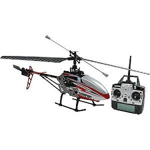 Helicóptero Scorpion H18 4 Canais Gyro 360º c/ Câmera - Candide
