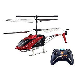Helicóptero Eagle de Controle Remoto com Gyro - Candide