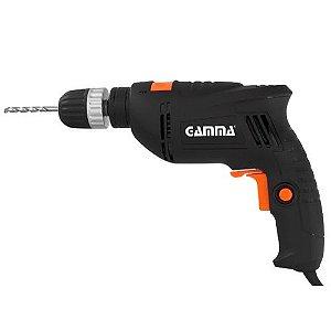 Furadeira de Impacto e Reversível 10mm 500W 127VHG001BR1 - GAMMA