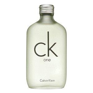 Perfume Ck One Calvin Klein Unissex Eau de Toilette 200ml