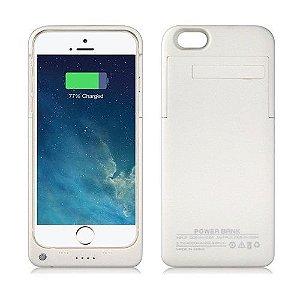 Capa Case Carregadora para Iphone 6 Recarregável