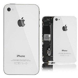 Tampa Traseira Vidro Iphone 4 4S + Chave Pentalobe para Abertura
