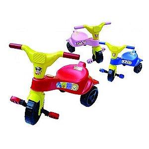 Triciclo Infantil Motoca Carrinho Passeio