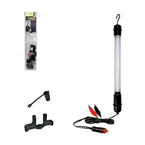 Lâmpada de Emergência Fluorescente 12V P/ Carros e Barcos
