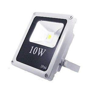 Refletor LED Holofote 10W À Prova D'água Bivolt