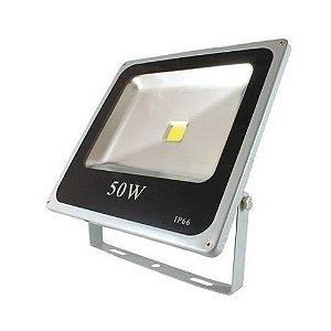 Refletor LED Holofote 50W À Prova D'água Bivolt