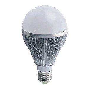 Lâmpada LED Bulbo Bivolt 9W