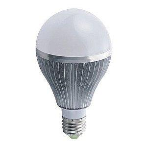 Lâmpada LED Bulbo Bivolt 12W