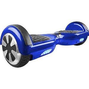Hoverboard Skate Elétrico Smart Balance Wheel - AZUL