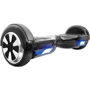 Hoverboard Skate Elétrico Smart Balance Wheel - PRETO