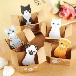Post it  Kitty House-it DIY