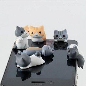 Plug para celular Niconico Nekomura