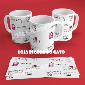 Caneca Soft Kitty - mod 1