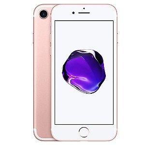 IPhone 7 128 GB Ouro Rosa  , Apple ( Vitrine )
