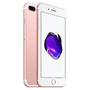 IPhone 7 Plus 128GB Ouro Rosa , Apple ( Vitrine )