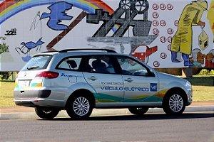 ITAIPU - TEST DRIVE VEÍCULO ELÉTRICO